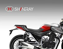 SHINERAY 450 CONCEPTS