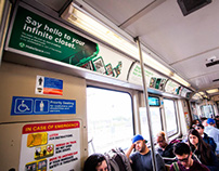 MakeSpace Subway Campaign