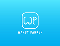 Warby Parker Re-brand (Concept)