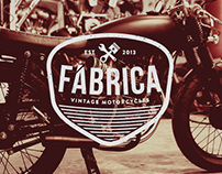 Fábrica - Vintage Motorcycles