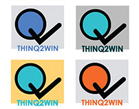 Thinq2Win - Logo Design