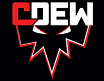 CDEW Professional Gamer Branding