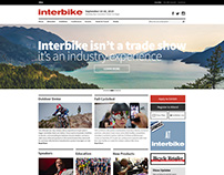 Interbike Website