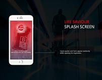 Life Saviour - Blood Donation App