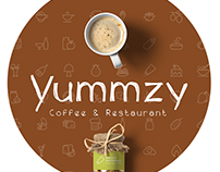 Yummy Coffee - Concept Brand (Work In Progress)