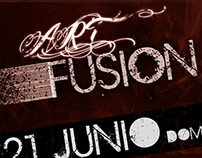 Art Fusion for Artesano TattooSupplies