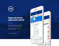 Metro do Porto   Android & iOS App