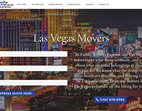Las Vegas Movers, Family Movers Express