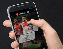 Fotball & Travel App