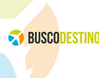Logotipo BuscoDestino