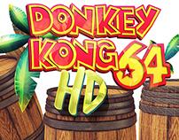 Donkey Kong 64 Remade Assets