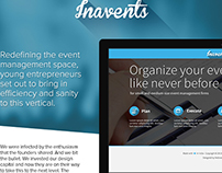 Inavents - Event Management App