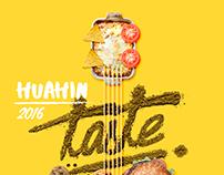 TASTE @Huahin Presented by KOOL