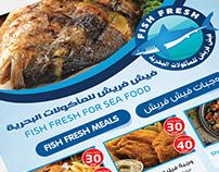 Fish Fresh For Sea Food - فيش فريش للمأكولات البحرية