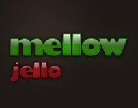 mellow jello - Text Effect