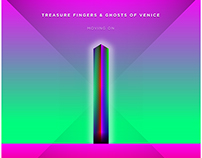 TREASURE FINGERS & GHOSTS OF VENICE - Moving On