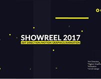 Aleksey /Зима/ Kurochkin , Showreel 2017