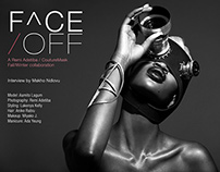 Face / Off: Aamito Lagum for Okayafrica