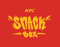 KFC Snack Box.