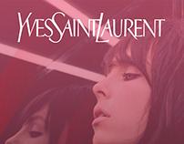 Bannière Yves Saint Laurent
