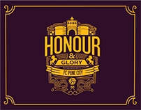 Crest Design - FC Pune City