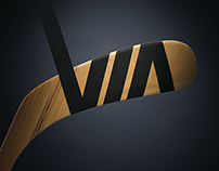 VIA Rail Commandite Hockey / Hockey sponsorship