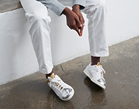 FW15 Stan Smith Metallic Pack adidas Originals