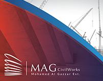 MAG | Corporate Identity | SA