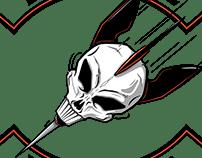Dartcore Hamburg - Logo Design