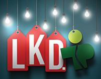 LKD. TP - Concept para Construtora Teixeira Pinto