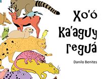 Xo'ó Ka'aguy Reguá - Livro Animais da Mata Atlântica