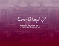 EverShop - online clothing store