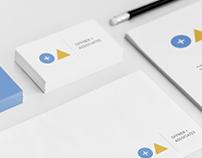 Offner + Associates Identity Design