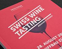 Swiss Wine Tasting