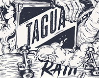 Tagua Beer Poster