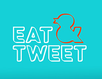 Eat&Tweet | Branding