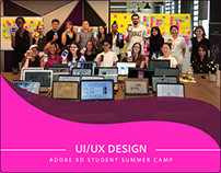 2019 Adobe XD Student Summer Camp 2