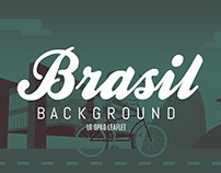 Brasil Background LG GPad leaflet