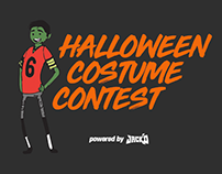 Jack'd Halloween Costume Contest