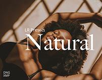 20 Natural Lightroom Presets