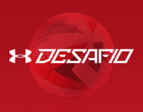 Under Armour Desafio Logotype & Graphics