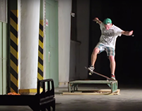 Skate Sponsor me Tape - Erik Argalas - Video