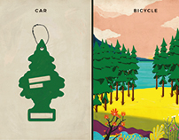 Car vs Bicycle