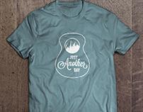T-shirt Design for Singer-Songwriter with New Album