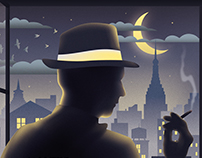 Sinatra Unplugged • Jazz Poster