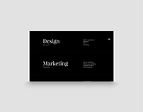 Webdesign Studio web