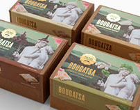Zozoi Bougatsa Packaging
