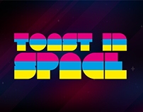 Toast In Space flash game