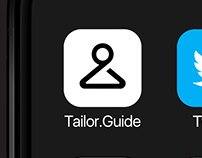Tailor.Guide   Visual & Brand Identity