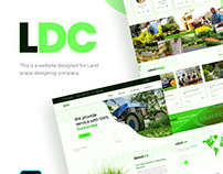 LDC Website design